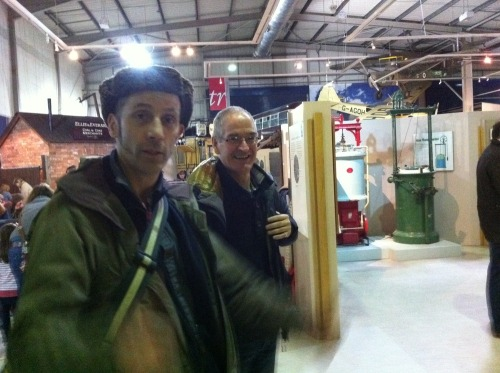 Jo_salter_and_maurice_maguire_at_snibston