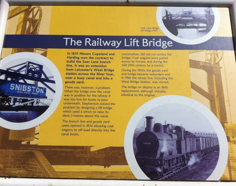 FROG ISLAND STORIES - Stephenson's Railway Lift Bridge
