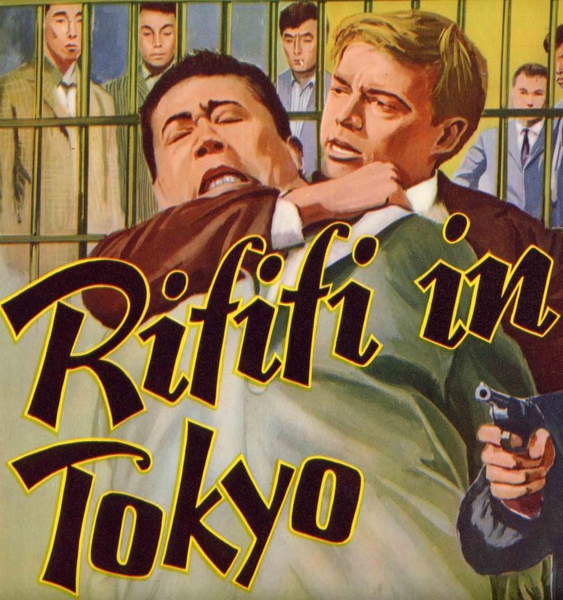 Tokyo Drift - Rififi à Tokyo - Jaques Deray
