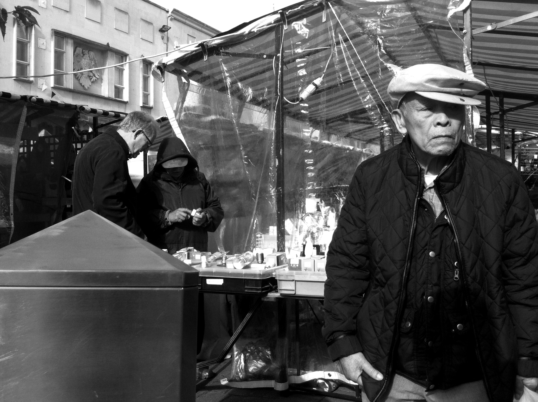 street photography Loughborough Market Paul Conneally 2015