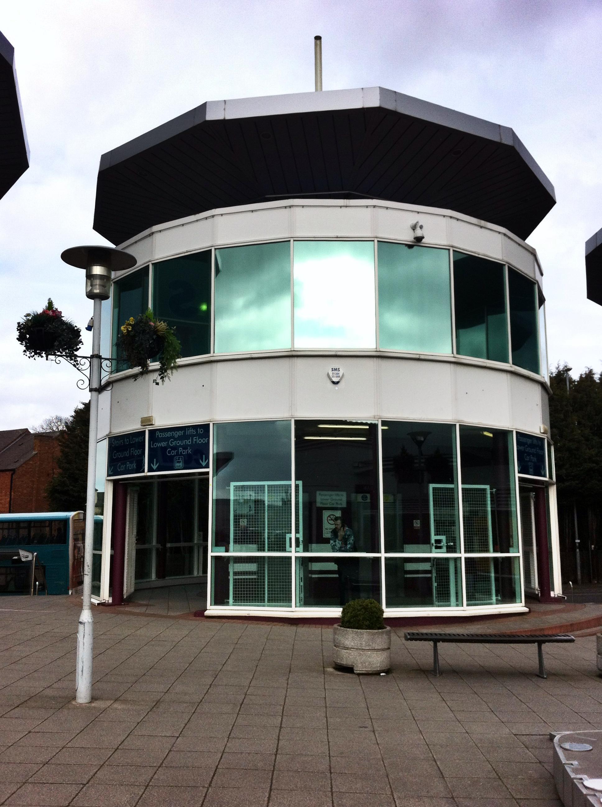 Rushes Car Park Loughborough