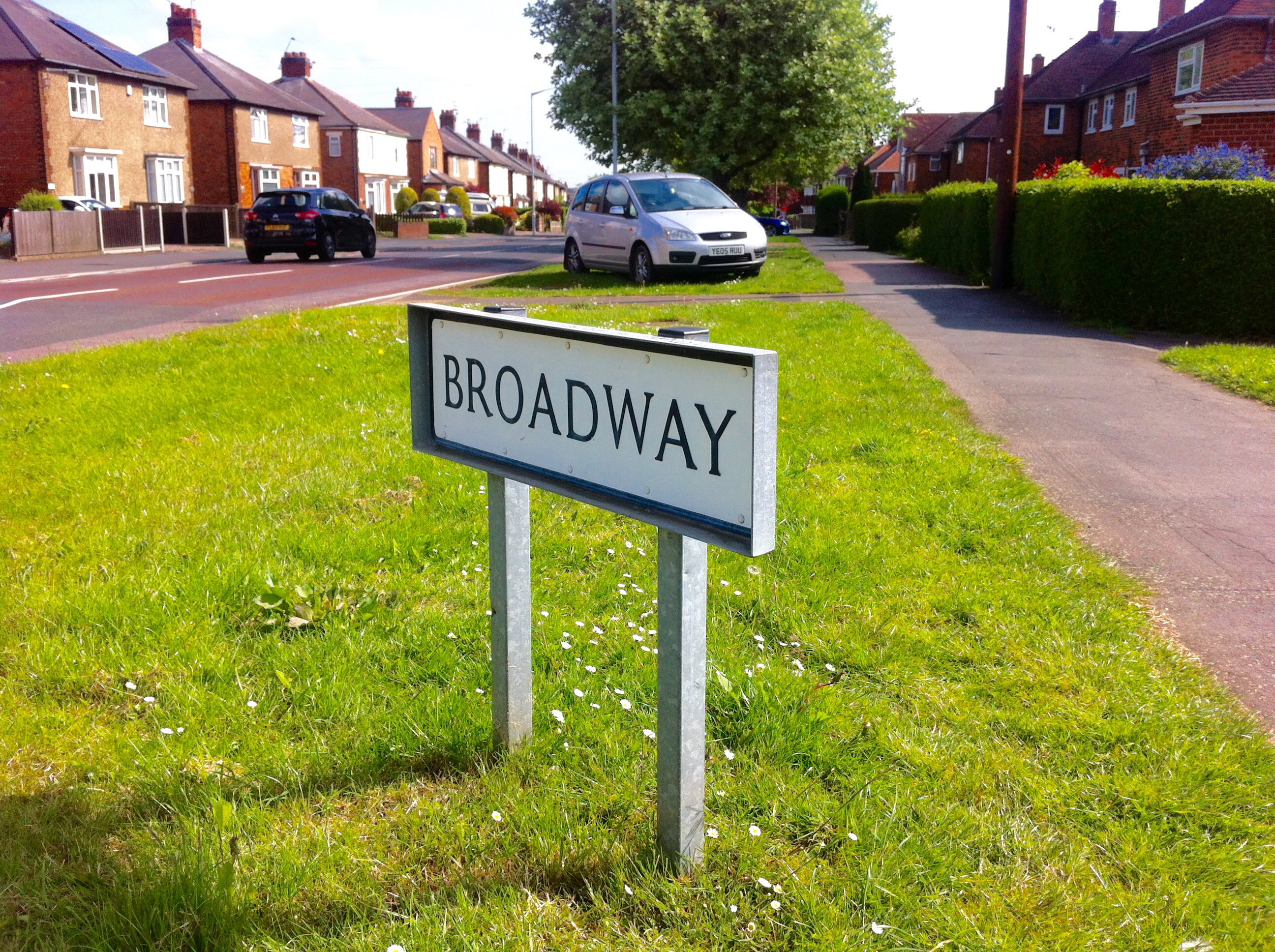 broadway loughborough 2016 Paul Conneally
